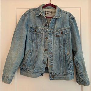 Lee vintage denim jacket blue jean